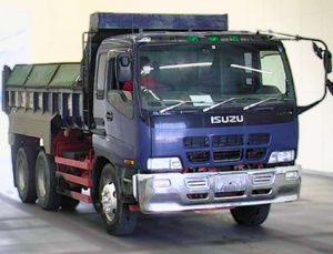 Isuzu Giga CXZ81K2D