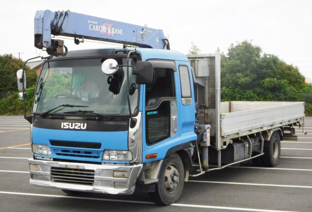 Isuzu Forward KK-FRR35L4