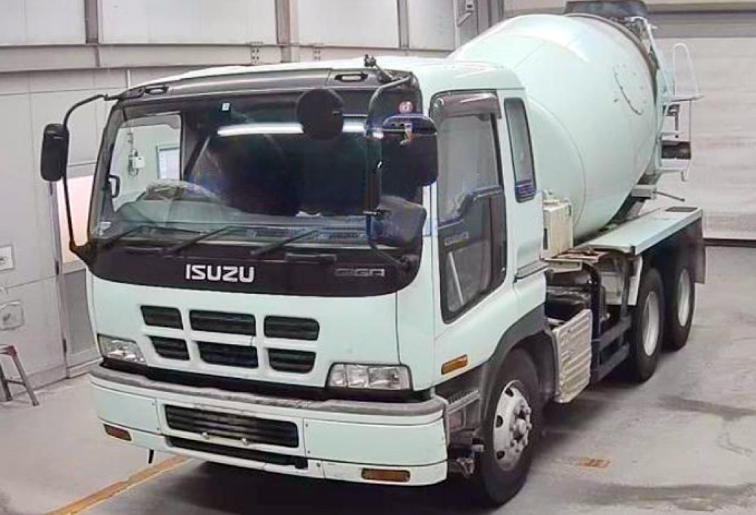 Isuzu Giga KL-CXZ51K4