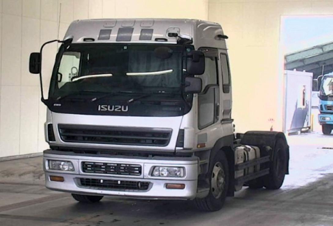 Isuzu Giga EXR52E3