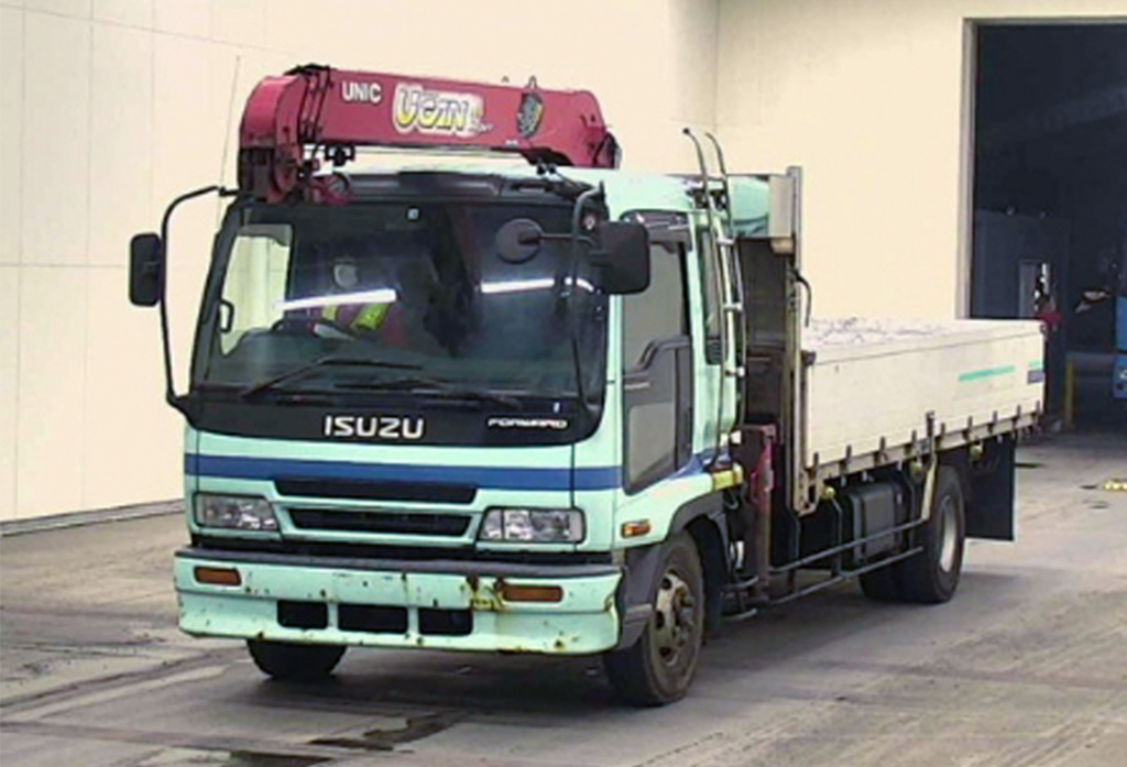 Isuzu Forward FRR34L4
