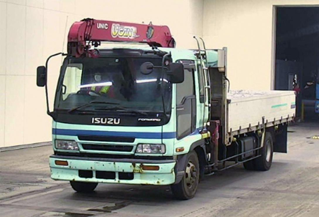 Isuzu Forward FRR34L4